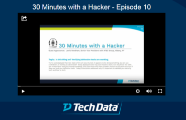 30 Minutes with a Hacker